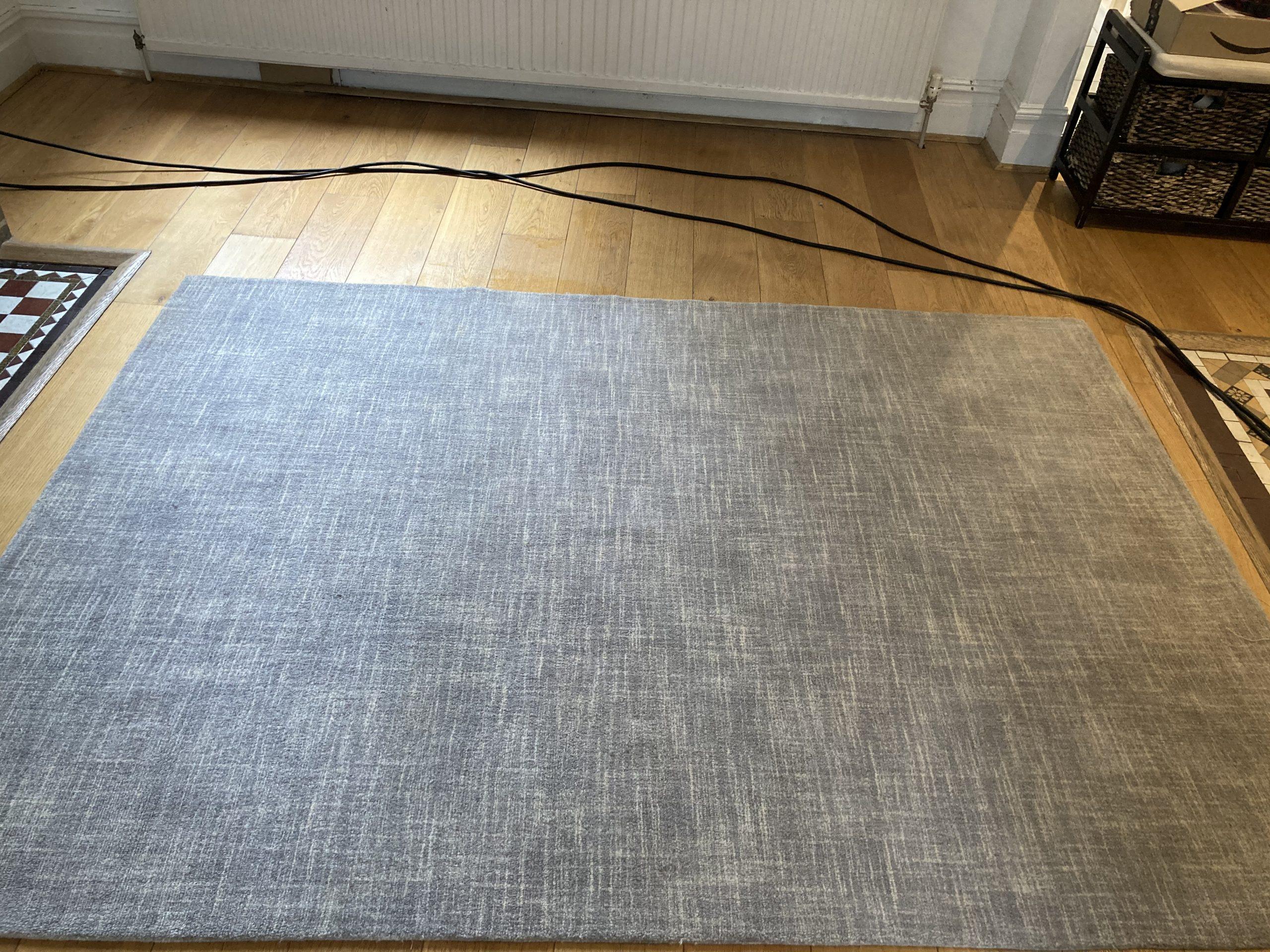 Cleaned rug1
