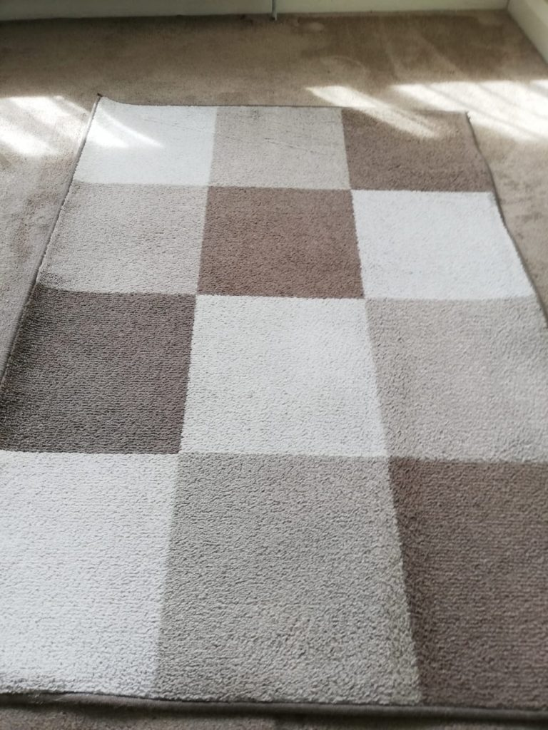 Drop Off Rug Cleaning After